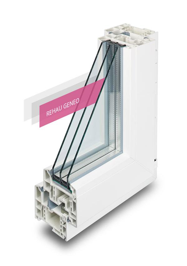 Sipërfaqet e lëmuara me material cilësor lehtësojnë pastrimin dhe janë shume rezistente ndaj kushteve atmosferike